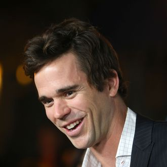 Actor David Walton attends the Premiere Of Disney ABC Television & The Hallmark Hall Of Fame's