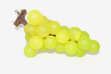 Italian Alabaster Stone Green Grapes - 7