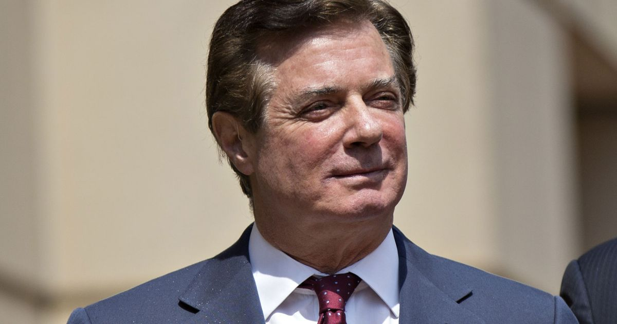 GOP Senator: Manafort Wasn't Colluding, He Knew Russian Agent 'For a Very Long Time'