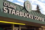 'Dumb Starbucks' Coffee Shop Opens in Los Feliz
