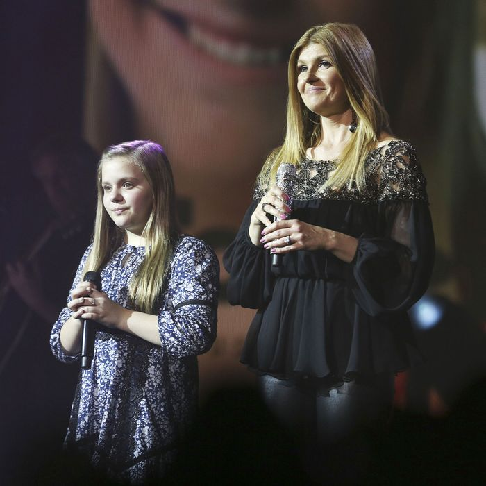 MAISY STELLA, CONNIE BRITTON