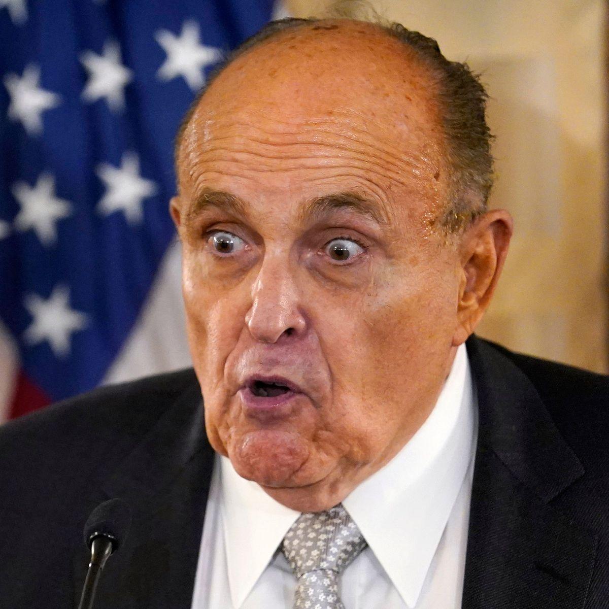 Rudy Giuliani Borat 2 Scene: Everything We Know