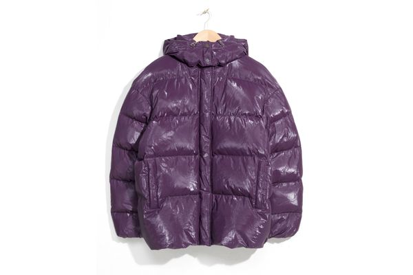 & Other Stories Padded Down Puffer Jacket