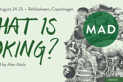 Copenhagen, here we come.