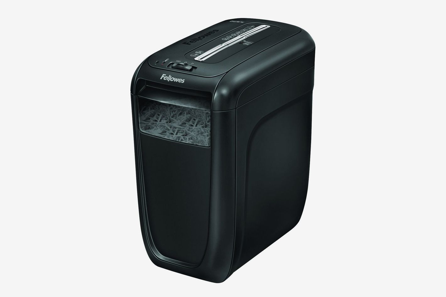 Fellowes Shred 60cs 10 Sheet Cross Cut Paper And Credit Card Shredder