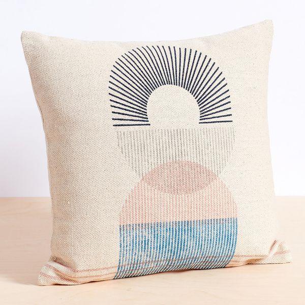 Allswell Sunrise Printed Pillow