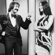 Sonny Bono and Cher on Television