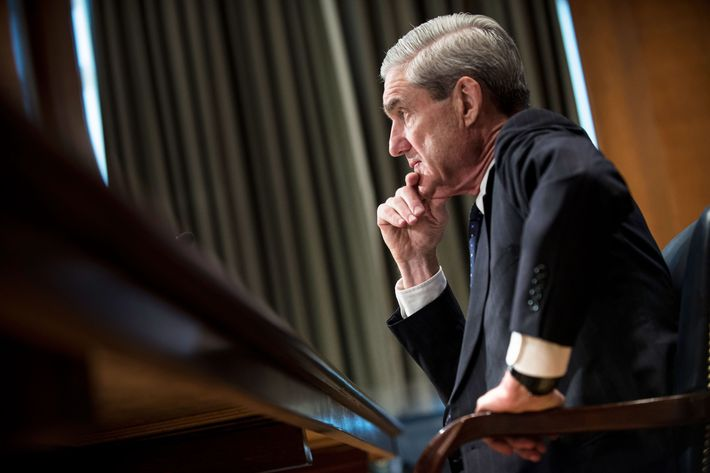 Report: Mueller May Set Aside Obstruction Part of Probe