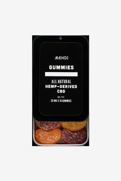 Mendi All-Natural Hemp CBD Gummies