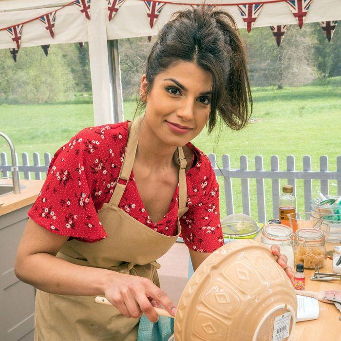 Great British Baking Show 2018 Ruby Bhogal Interview