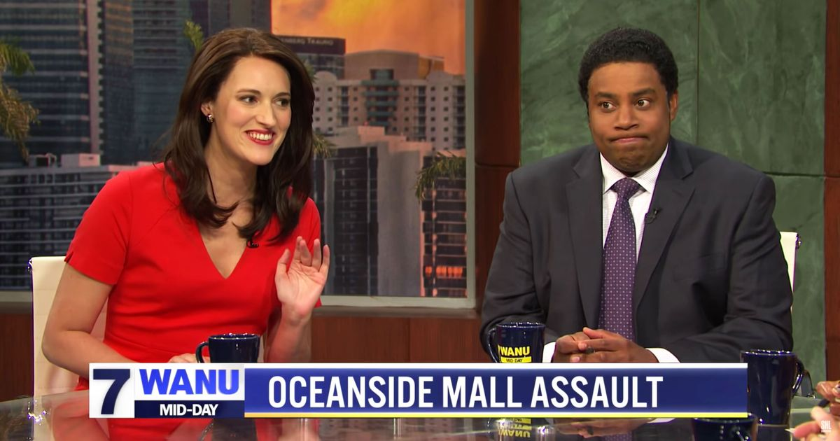 SNL Turns Local Crime Reports Into a Fierce Competition