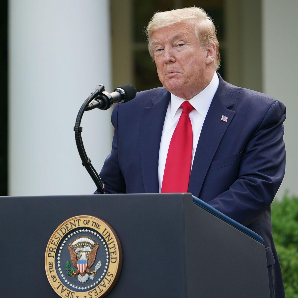 Trump S Coronavirus Briefings Should Be Seen In Full