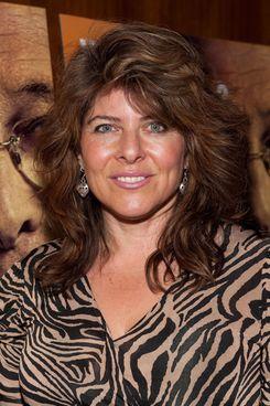 "Naomi Wolf attends ""The Unknown Known"" screening at the Museum Of Arts And Design on March 25, 2014 in New York City."