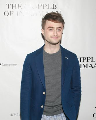 Daniel Radcliffe==Opening Night Curtain Call and After Party for