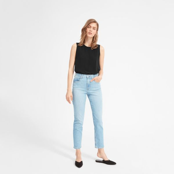 Everlane The Clean Silk Shell
