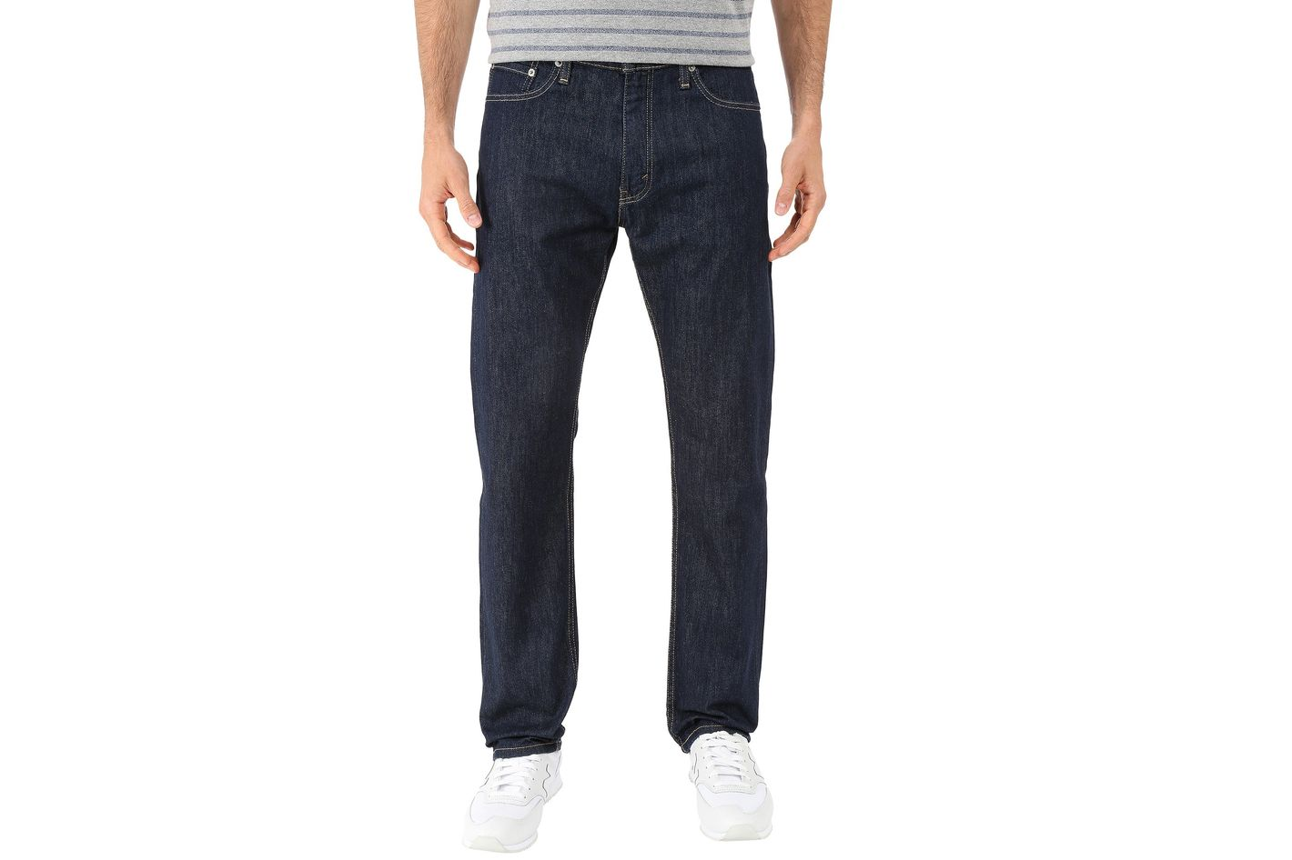 Levi's 513 Straight-Fit Jeans