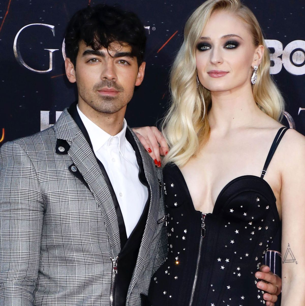Joe Jonas And Sophie Turner Got Married In Vegas