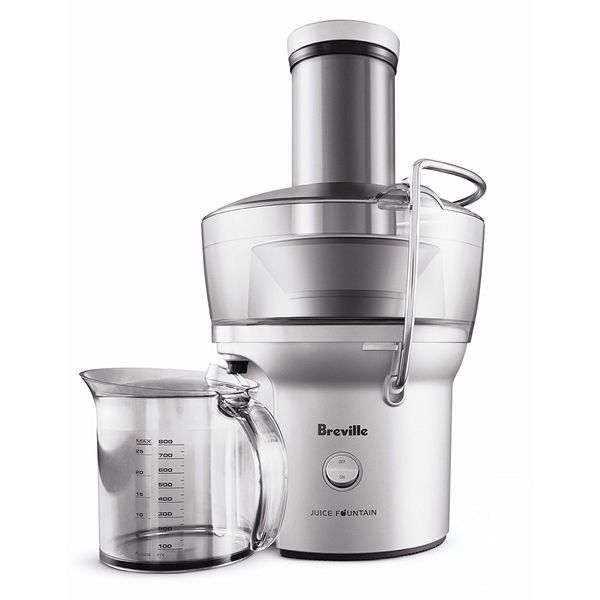 Breville Compact Juice Fountain 700-Watt Juice Extractor