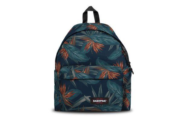 Eastpak Men's Padded Pak'r Logo Backpack, Blue