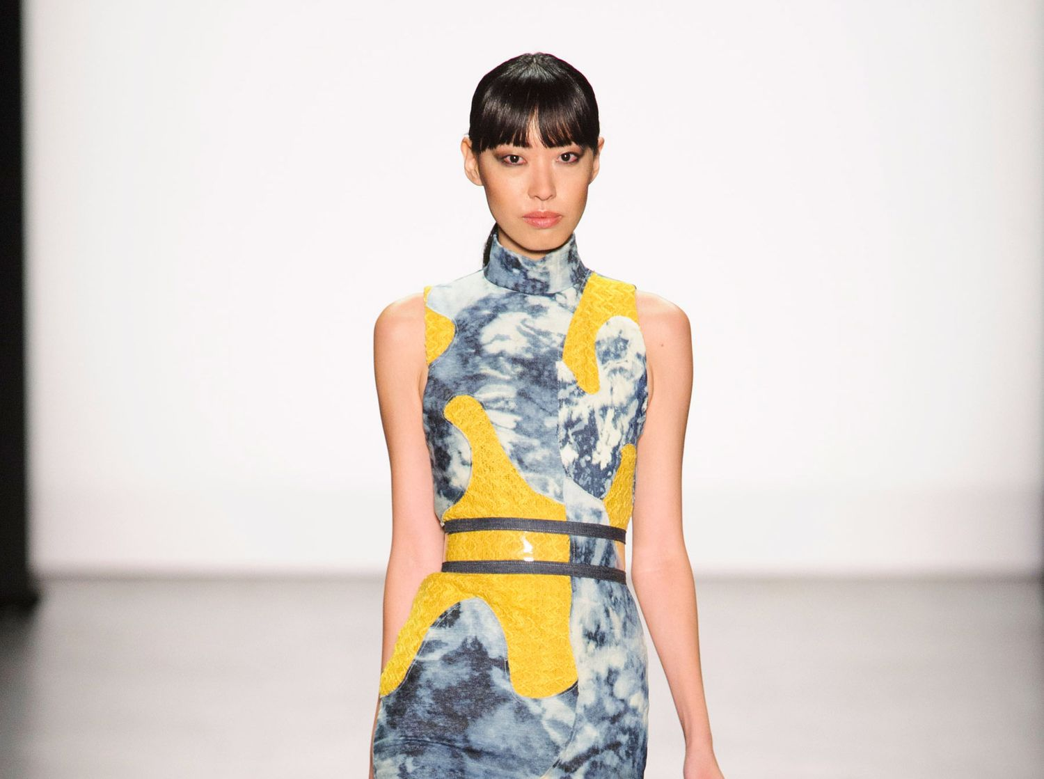 Project runway spring 2017 rtw fashion show the cut