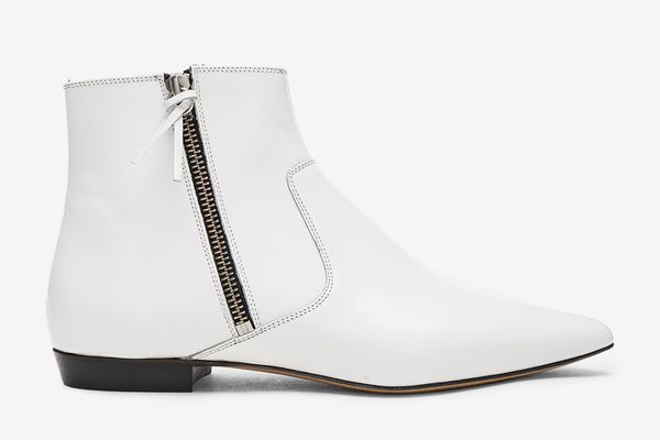 Isabel Marant Leather Dawie Boots