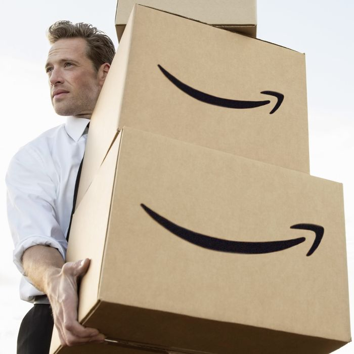 Amazon's White-Collar Salary Slaves