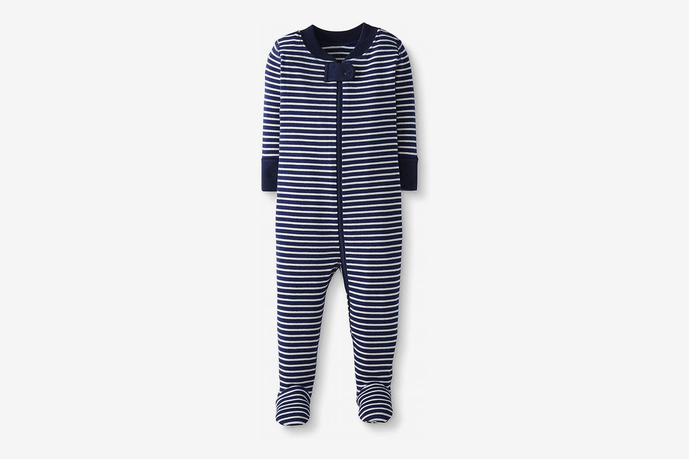 Moon and Back by Hanna Andersson Baby/Toddler One-Piece Organic Cotton Footed Pajama