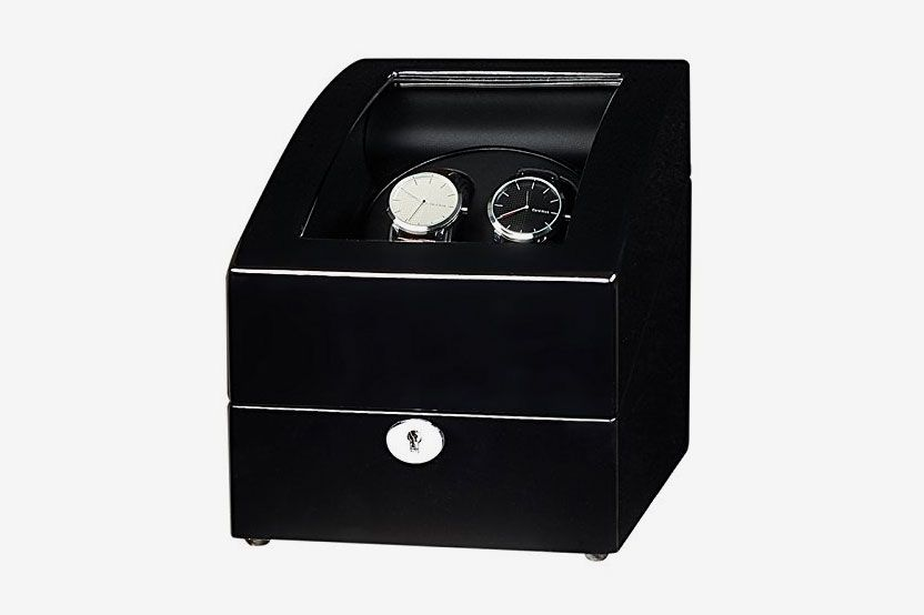 JQueen Automatic Double Watch Winder