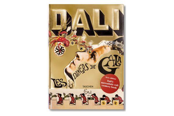 'Dalí: Les Dîners de Gala,' by Salvador Dalí