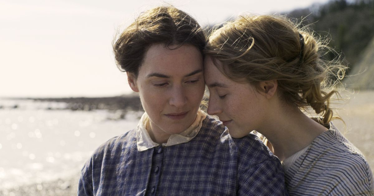 Kate Winslet and Saoirse Ronan Have a Sexy, Empty Romance in Ammonite