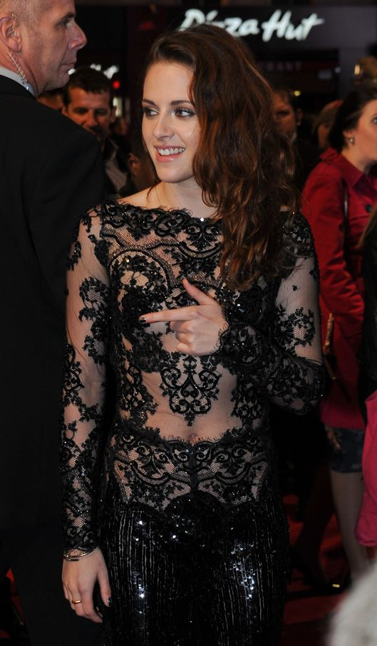 'The Twilight Saga: Breaking Dawn - Part 2' UK premiere.