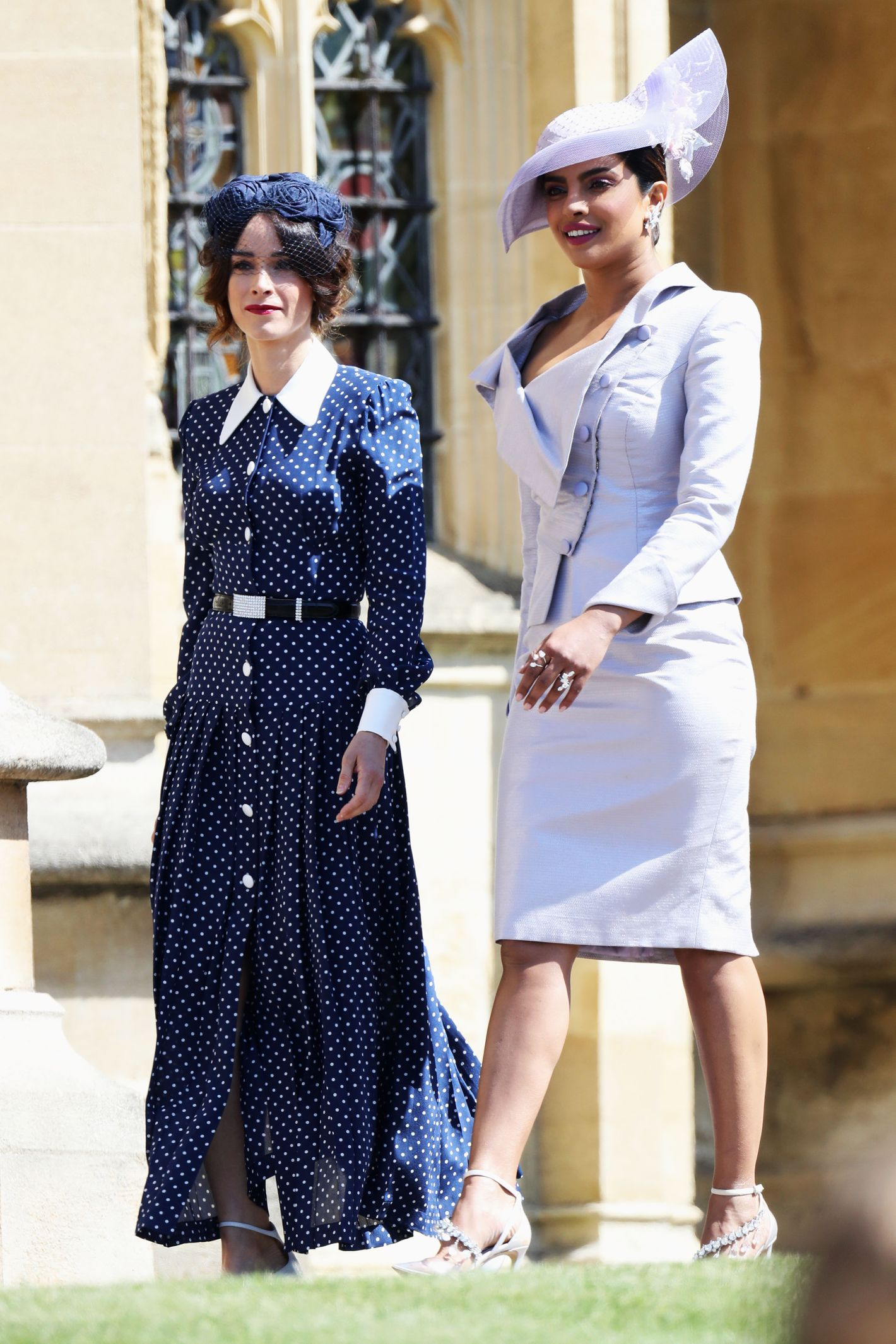 meghan markle s suits castmates attend the royal wedding suits castmates attend the royal wedding