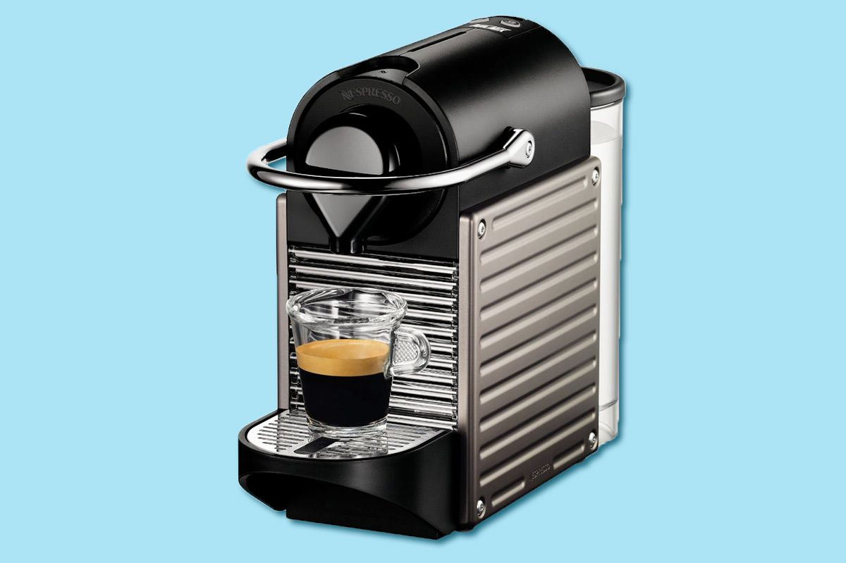 My Parents Went Totally Nuts Over This Espresso Machine