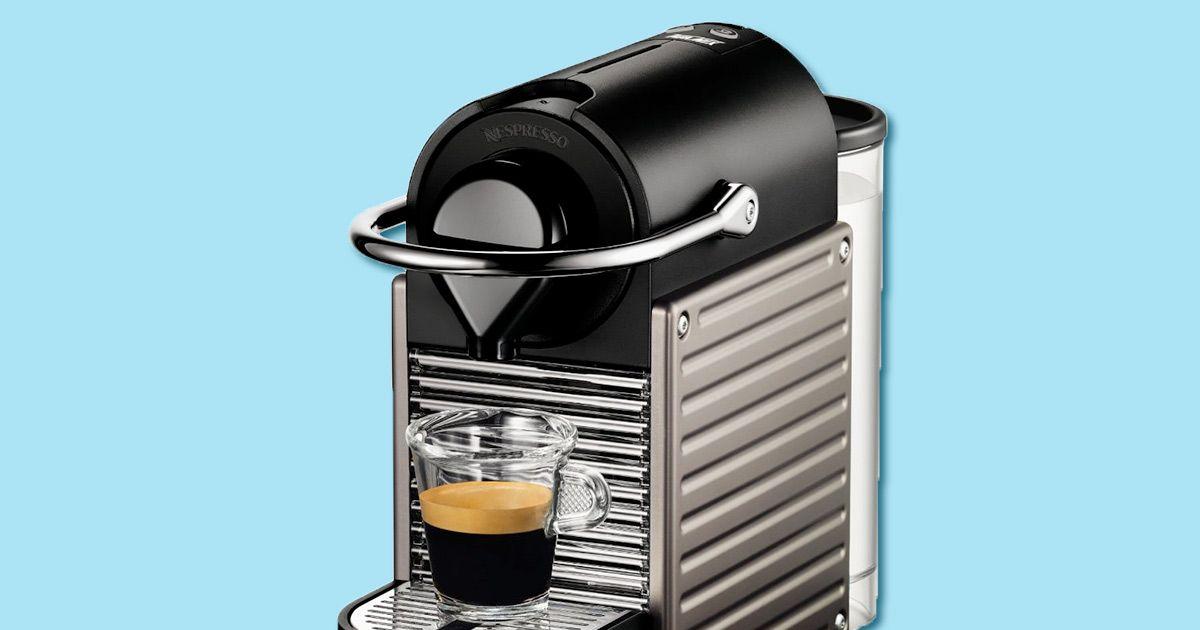The Best Gift Is the Nespresso Espresso Machine