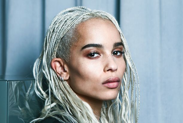 4f90f9c8051 Zoë Kravitz Just Nabbed a Huge Beauty RoleHer year just gets better and  better.