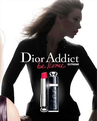 Kate Moss for Dior Addict Extreme.