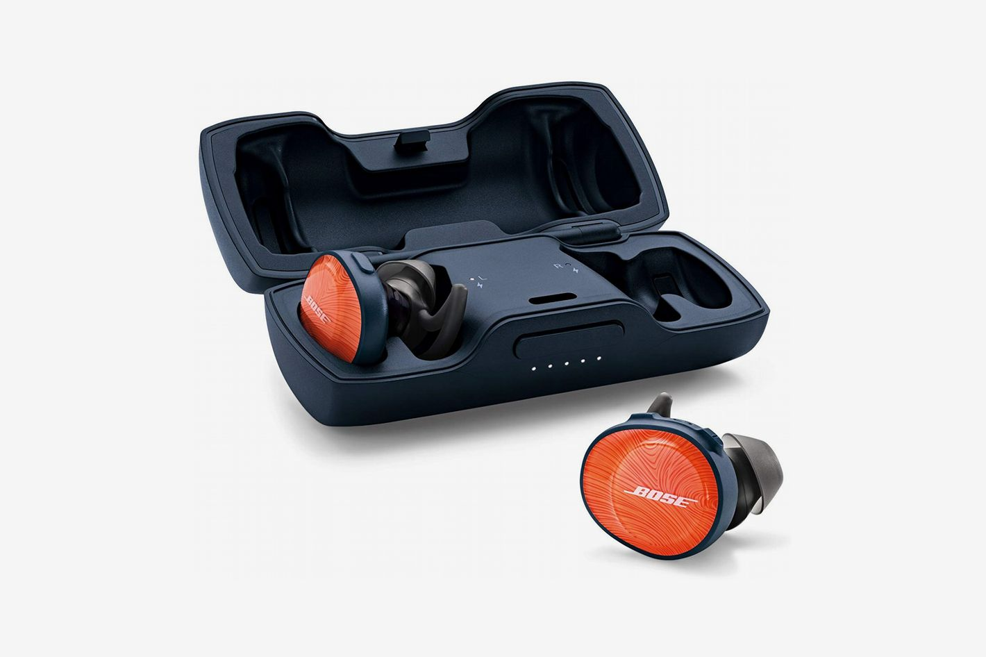 Bose SoundSport Free Truly Wireless Headphones — Bright Orange