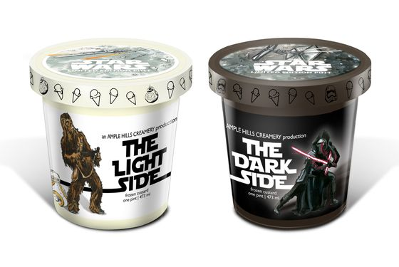 Get Ready for Star Wars Ice Cream From Brooklyn's Ample Hills
