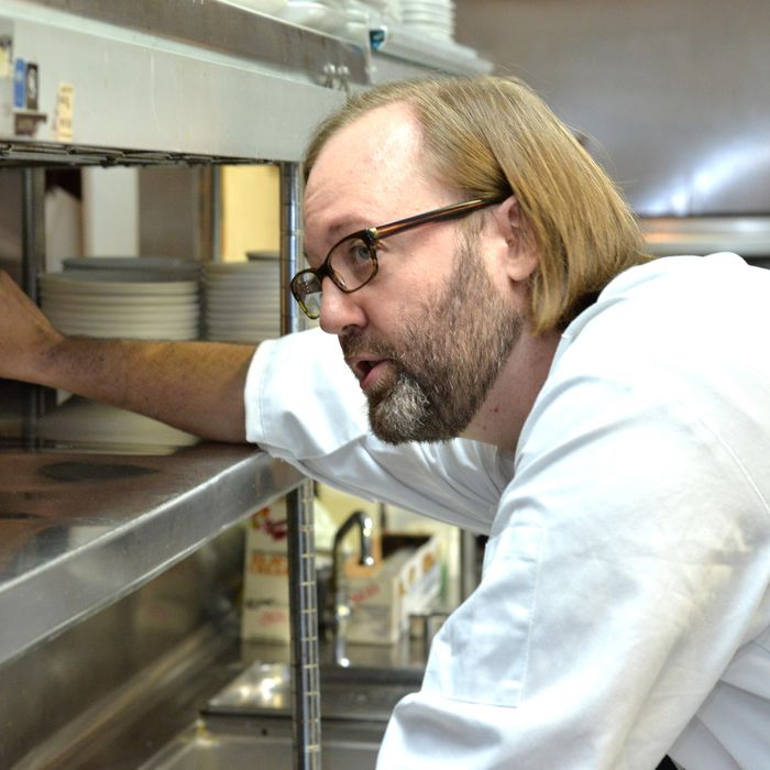 Wylie Dufresne will only be cooking on Clinton Street for a few more weeks.