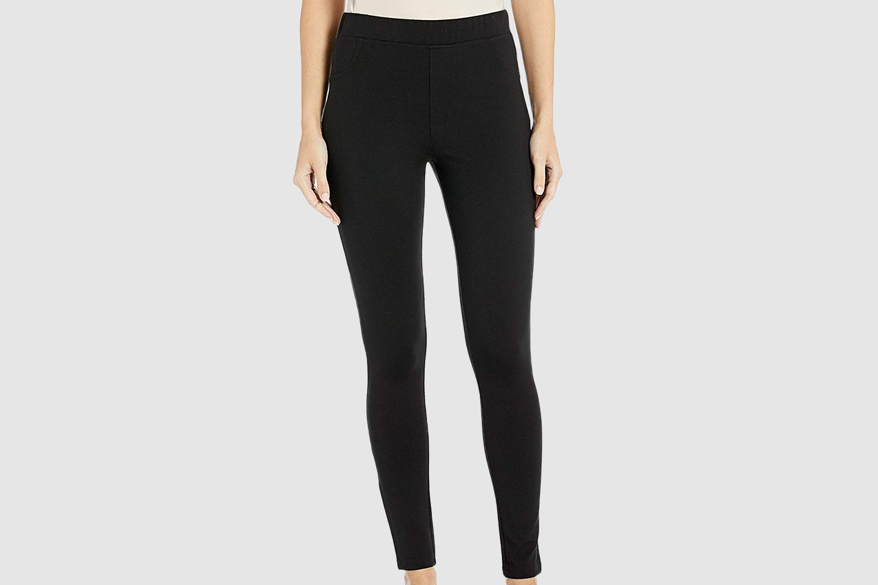 The Drop Women's Blair Ponte Mid Weight Knit Jegging