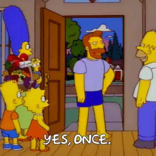 What Your Opinion About a Controversial Simpsons Joke Says About How