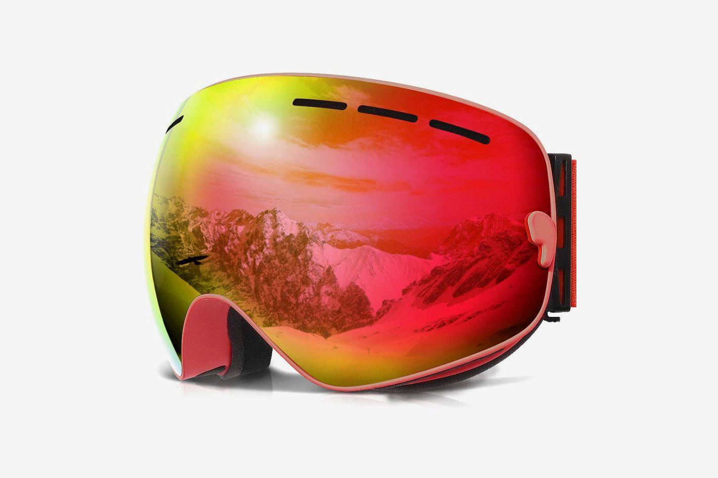 6fee1c72b81d 12 Best Ski Goggles 2019