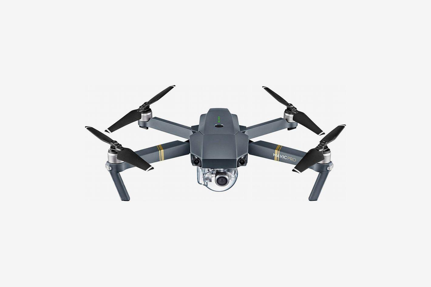 DJI Mavic Pro Collapsible Quadcopter Drone Essentials Bundle