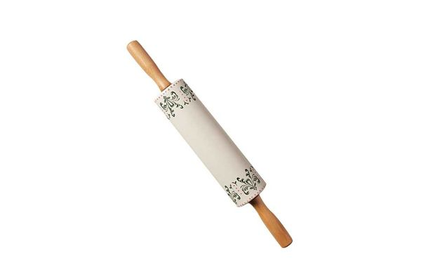 Hand-Painted Rolling Pin
