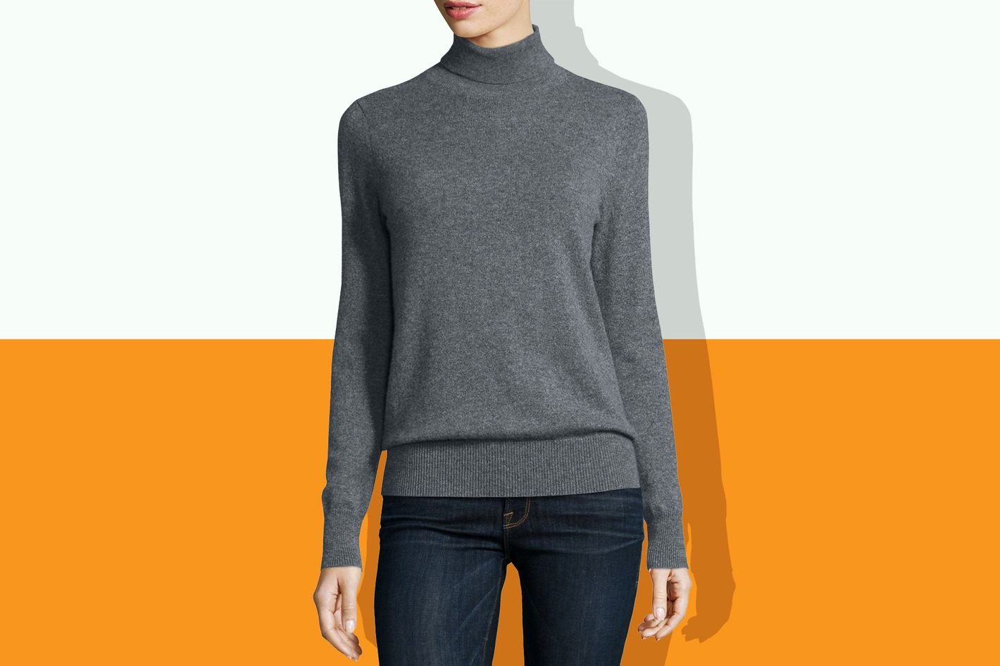 A 70 Percent Off Neiman Marcus Cashmere Sweater