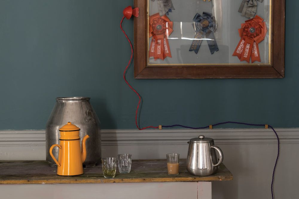 Farrow & Ball Inchyra Blue