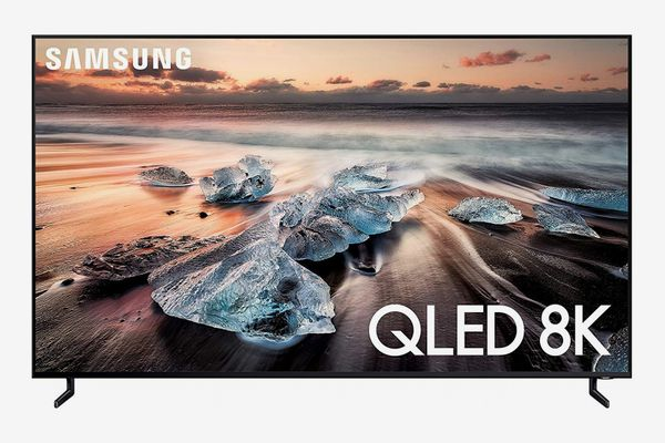Samsung 75-Inch QLED 8K Q900 Series Smart TV with HDR