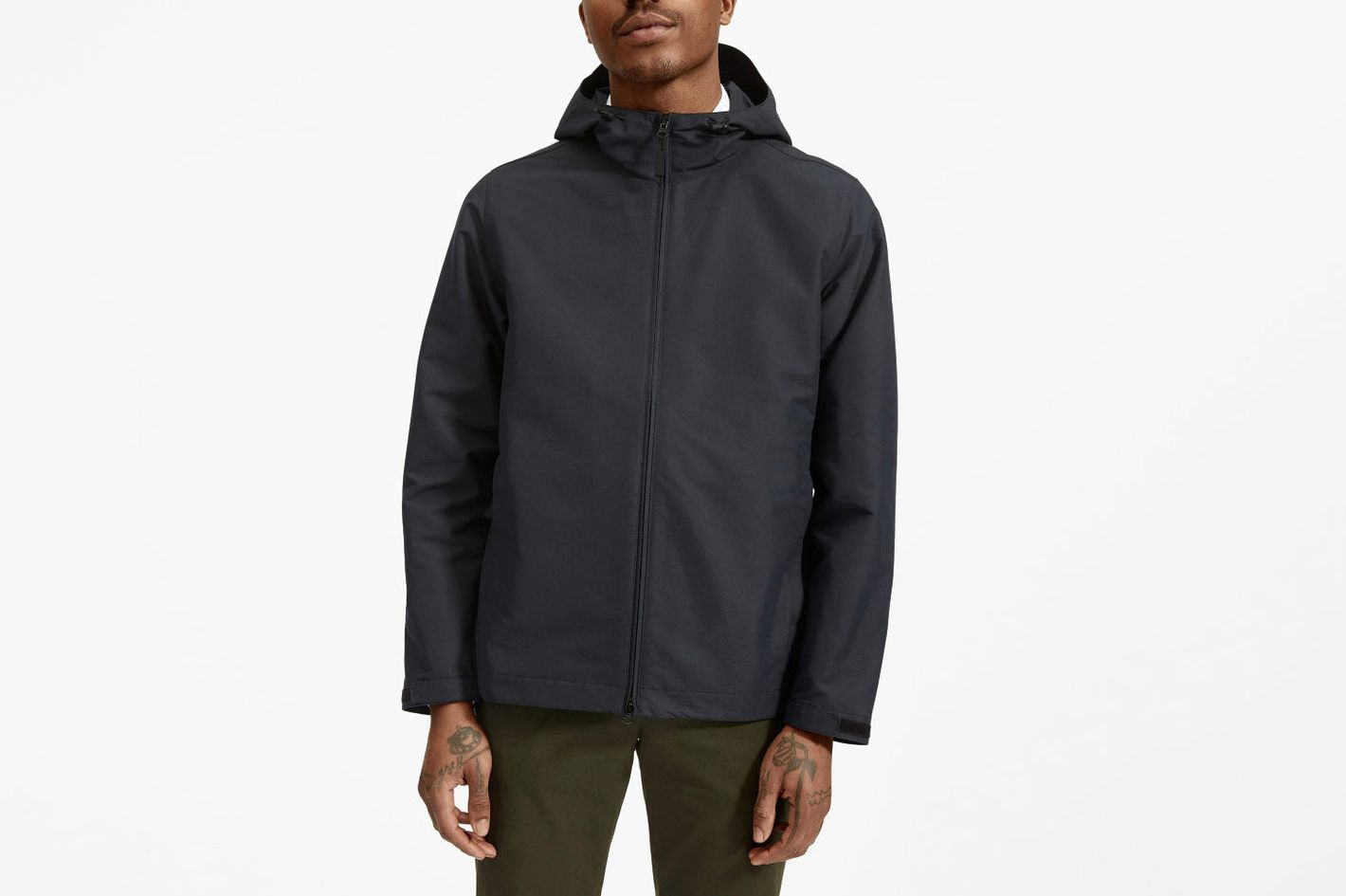 ec0d9e472 Everlane ReNew All-Weather Jacket