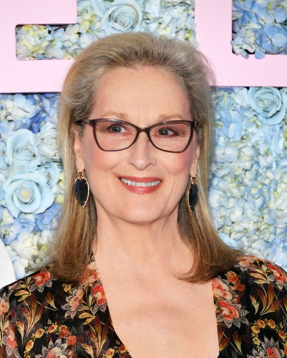 Meryl Streep Wore Fake Teeth for 'Big Little Lies' Role