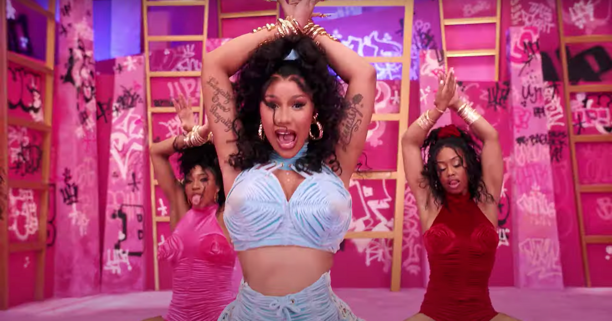 Cardi B Goes Hard in Video For Her Brand New Single, 'Up' - Vulture